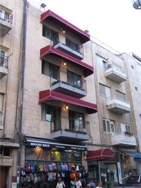 חזית מלון בוטיק בירושלים, קונפורטי מעצבי פנים