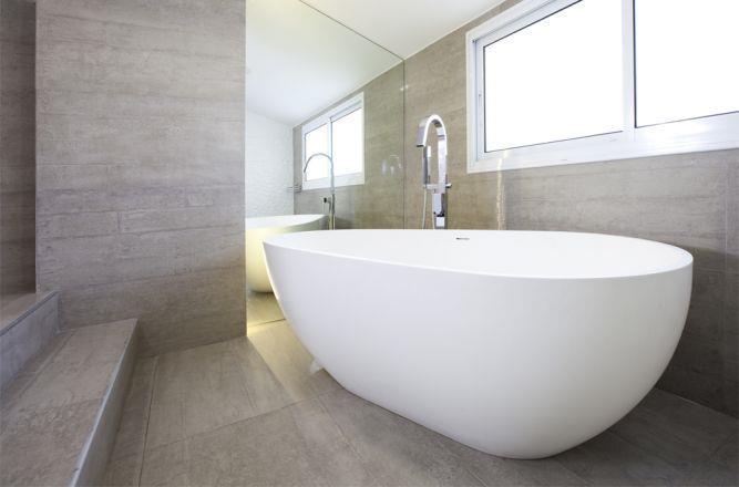 אמבטיה מעוצבת, אילנה וייזברג I.V Design