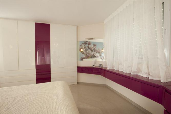 חדר שינה זוגי, אילנה וייזברג I.V Design