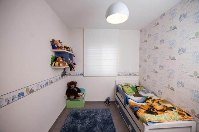 חדר ילדים, אילנה וייזברג I.V Design