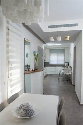 מבט למטבח, אילנה וייזברג I.V Design