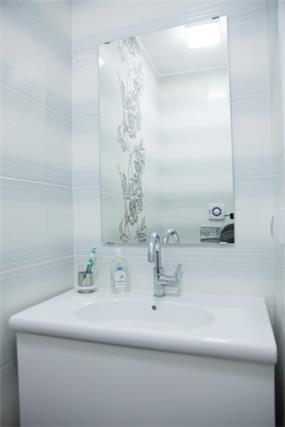אמבטיה בוילה, אילנה וייזברג I.V Design