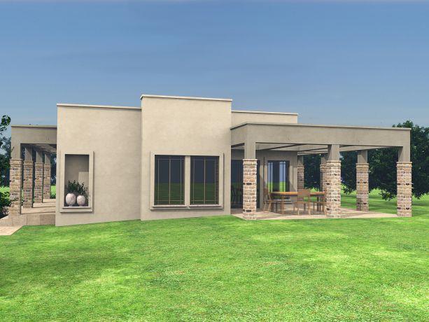 חזית בית מסוגננת, הגר אדריכלות ועיצוב