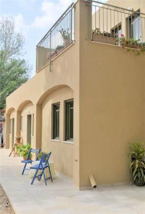 חזית כפרי  לבית, הגר אדריכלות ועיצוב