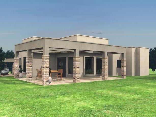 מבט לחזית הבית, הגר אדריכלות ועיצוב