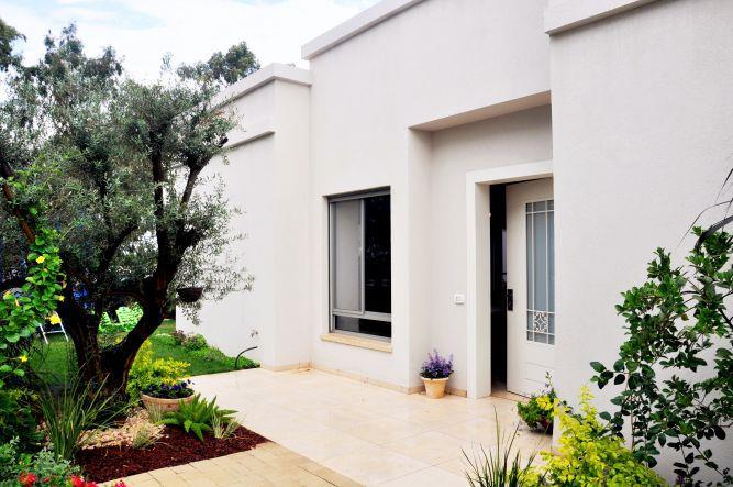 חזית בית מרשימה, הגר אדריכלות ועיצוב פנים