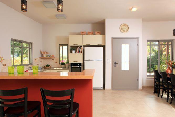 מבט למטבח, הגר אדריכלות ועיצוב
