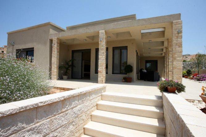 חזית מעוצבת לבית, הגר אדריכלות ועיצוב