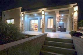 כניסה לבית פרטי, הגר אדריכלות ועיצוב