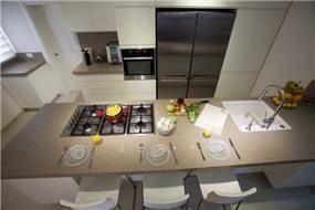 מטבח מודרני, Inside Design