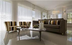 סלון מודרני ואורבאני,Inside design