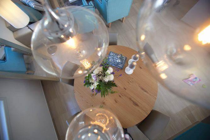פינת אוכל ביתית, Inside Design