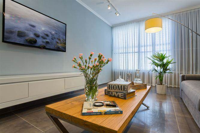 סלון בעיצוב מודרני, Inside Design