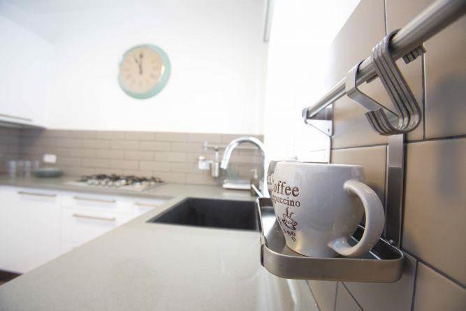 מטבח לבן מודרני, Inside Design