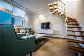 סלון מודרני - רטרו, Inside Design