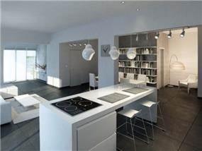 מבט מהמטבח, שרית גיטליס - אדריכלות ופרויקטים