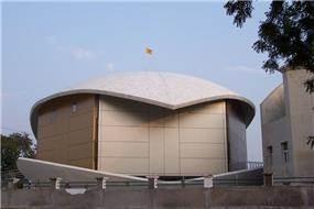 מבנה מעוצב - קריתי אדריכלים