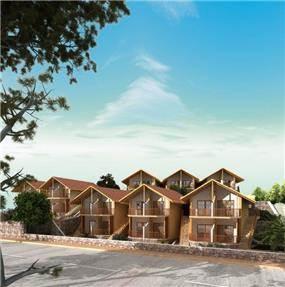חזית בתים פרטיים, הדמיה - קריתי אדריכלים