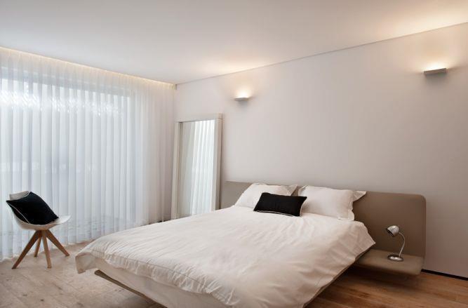 חדר שינה מעוצב - מיקי טרבס, אדריכל
