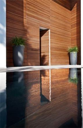 דלת כניסה - מיקי טרבס, אדריכל