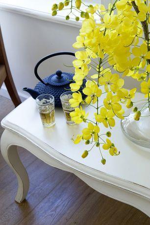 כוס התה לארח הטיפול בקליניקה, STudio, אסתי נחמיאס