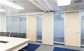 חדר ישיבות תחום במחיצות זכוכית' STudio, אסתי נחמיאס