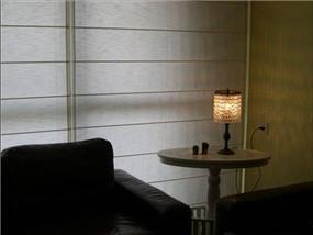 פינת ישיבה - סתיו פרטוש- אדריכלות ועיצוב