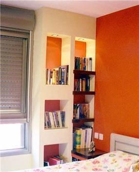 חדר שינה - סתיו פרטוש- אדריכלות ועיצוב