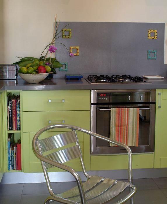 מטבח ירוק- אסנת ברוקמן-אדריכלית