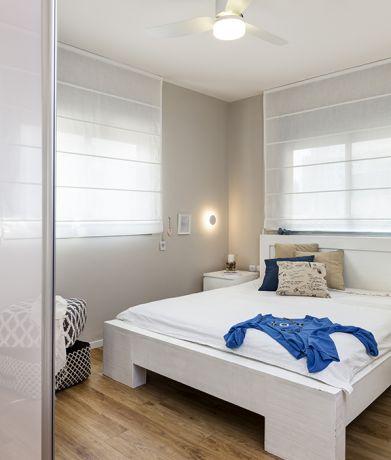 חדר שינה מהודר, מיטל צימבר