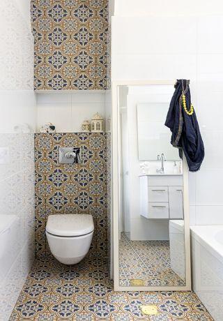 חדר שירותים, מיטל צימבר