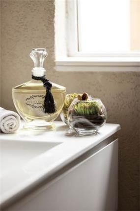 חדר אמבטיה - מבט מקרוב, מיטל צימבר