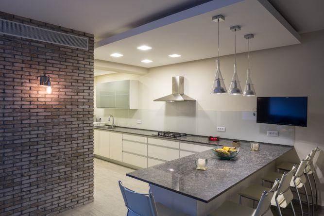 מטבח בסגנון מודרני, מטבחים רם-אור