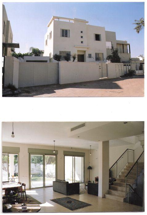עיצוב בית פרטי - אסף ורינה וולף אדריכלים