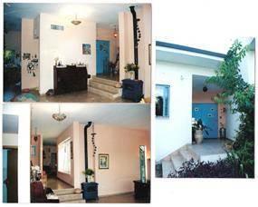 בית פרטי, כניסה - אסף ורינה וולף אדריכלים