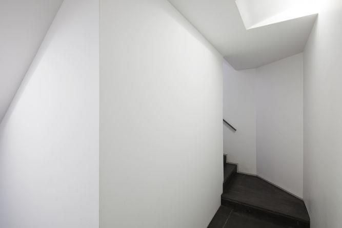 לובי מבנה משרדים