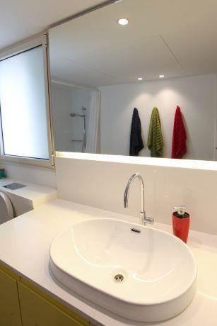 חדר אמבטיה מעוצב, מישר אדריכלות ובניה בע''מ