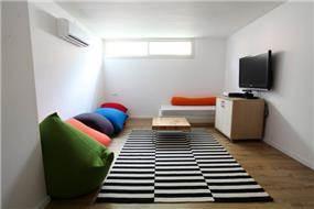 חדר פנאי, מישר אדריכלות ובניה בע''מ