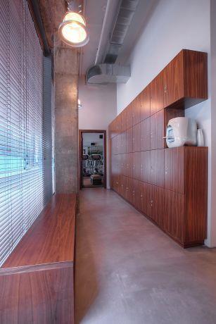 חדר כושר, מישר אדריכלות ובניה בעמ