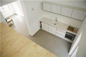"""מבט על למטבח, מישר אדריכלות ובניה בע""""מ"""