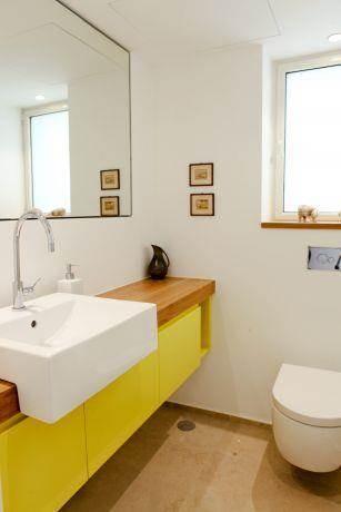 חדר אמבטיה, מישר אדריכלות ובניה בעמ