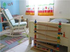 חדר ילדים, קרן אילן אדריכלות ועיצוב בתים