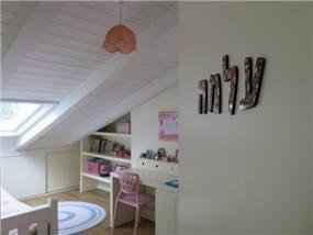 חדר לילדה, קרן אילן אדריכלות ועיצוב בתים