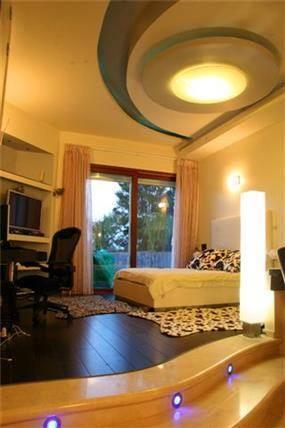 חדר שינה - אדריכלית אביבה רוטביין