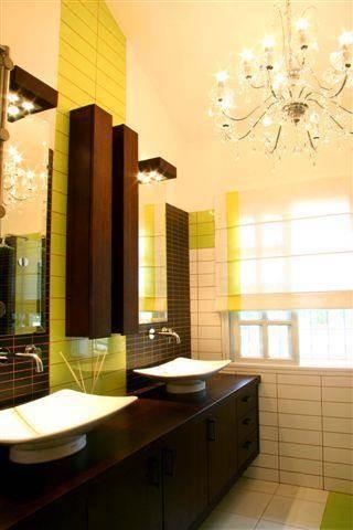 מקלחת מעוצבת- אדריכלית אביבה רוטביין