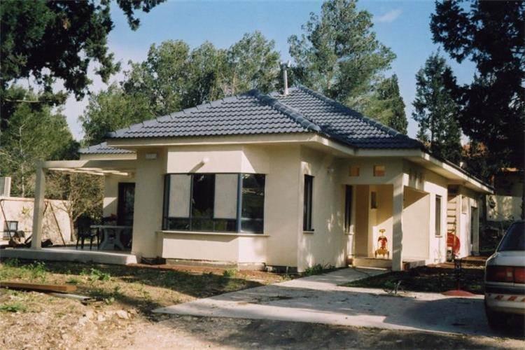בית מגורים, מושב אביאל - צור פורת אדריכלות ועיצוב