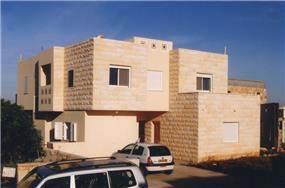 בית מגורים דו-קומתי, זיו גליל - צור פורת אדריכלות ועיצוב