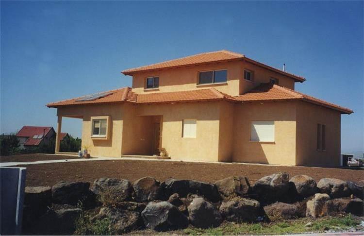 בית מגורים דו-קומתי - צור פורת אדריכלות ועיצוב