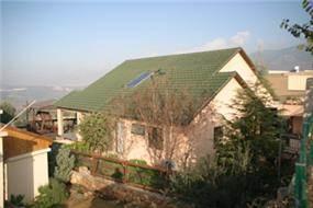 בית מגורים, כפר חנניה, גליל מערבי - צור פורת אדריכלות ועיצוב