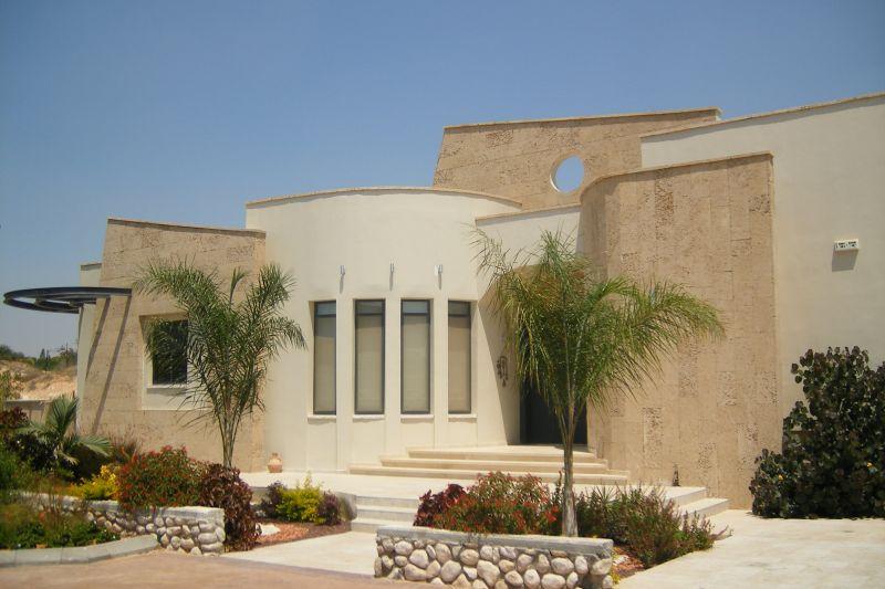 בית פרטי בתכנונה של האדריכלית ויקטוריה גוטמן